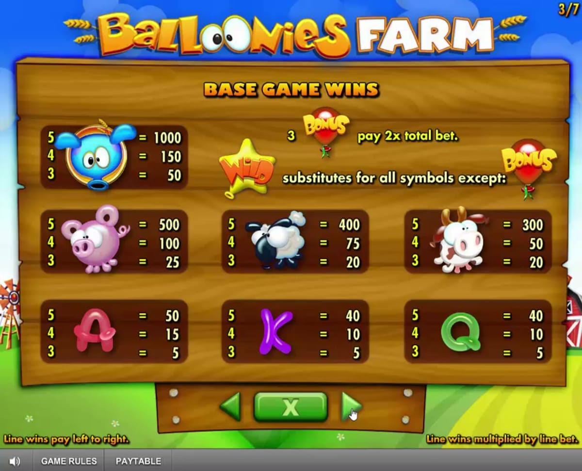 Balloonies Farm